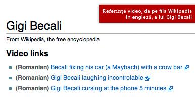 BecaliVideopeWikipedia