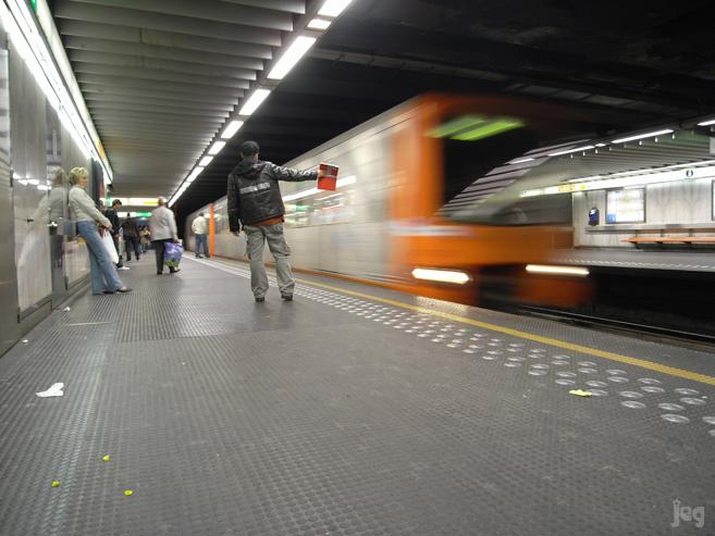 MetroHitchhike