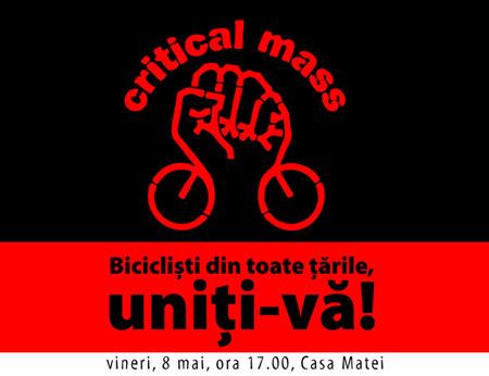 criticalmassbicicletecluj